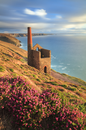 SUMMER EVENING (Wheal Coates)