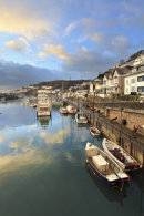 SUNRISE REFLECTED (Looe)