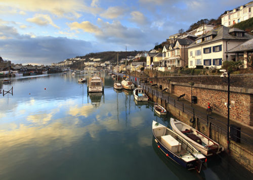 SUNRISE REFLECTIONS (Looe)