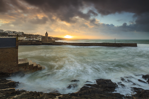 SUNRISE VIEW (Porthleven)