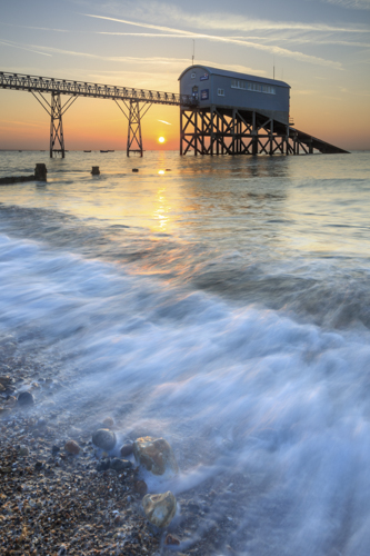 SUNRISE AT SELSEY