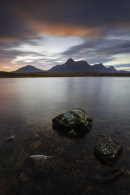 SUNRISE OVER BEN LOYAL