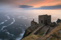 SUNSET AT BOTALLACK