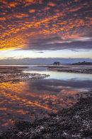 SUNSET OVER ROA ISLAND