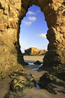 THE ARCH (Perranporth)