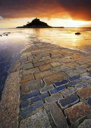 THE CAUSEWAY (St Michael's Mount)