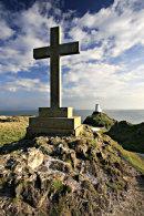 THE CROSS (Llanddwyn Island)