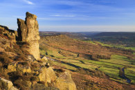 THE PINNACLE (Curbar Edge)