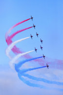 THE RED ARROWS (Falmouth)