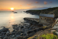 THE SETTING SUN (Lizard Point)