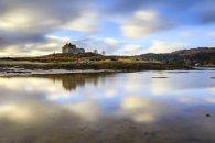 TIORAM CASTLE REFLECTIONS