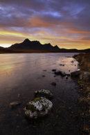 TOWARDS SUNRISE (Loch Hakel)