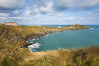 TOWARDS TOWAN HEAD (Newquay)