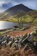 TOWARD Y GARN (Llyn Dywarchen)