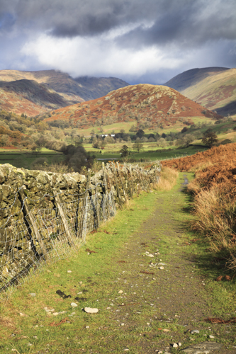 TROUTBECK VALLEY (Lake District)