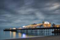 TWILIGHT AT BRIGHTON PALACE PIER