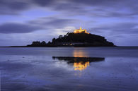 TWILIGHT AT ST MICHAEL'S MOUNT