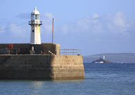 TWO LIGHTHOUSE'S (St Ives)