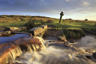 WINDY POST FALLS (Dartmoor)