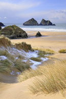 WINTER AT HOLYWELL