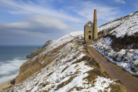 WINTERS MORNING (Wheal Coates)