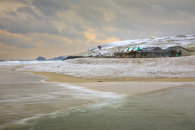 WINTERS EVENING (Perranporth)