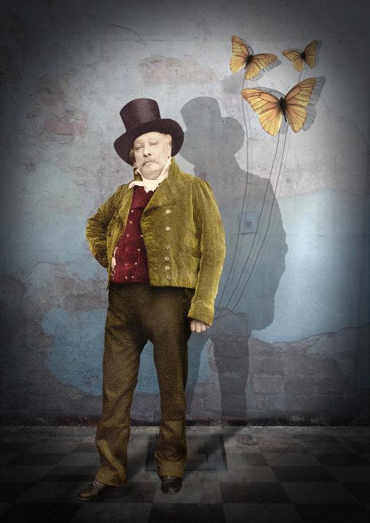 'Butterfly Tamer'