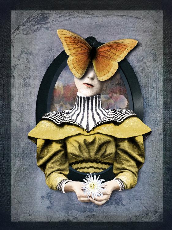 'She Fluttered'