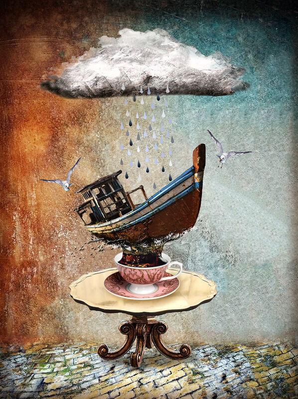 'Storm in a Tea Cup'