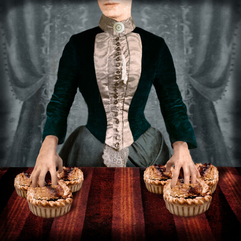 ''Fingers in lots of Pies' (her)