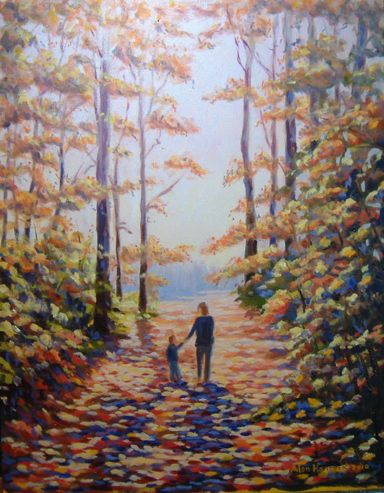Autumn Leaves (SOLD)