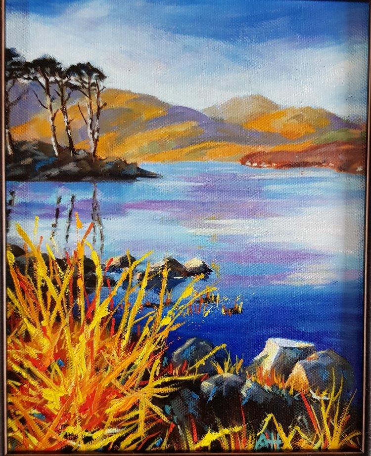 Loch Assynt (SOLD)
