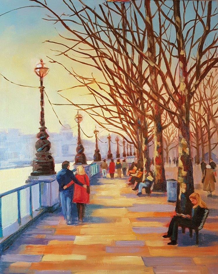 SOUTH BANK (SOLD)
