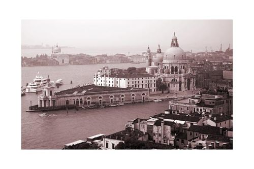 View from the Campanile, Venice.