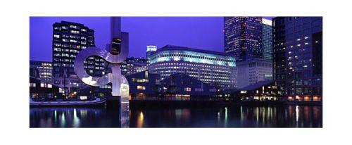 Canary Wharf.