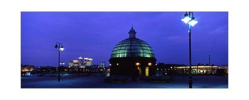 Greenwich foot tunnel.