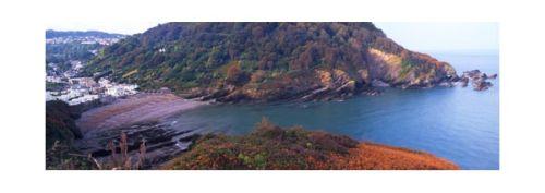 Hele Bay, North Devon.