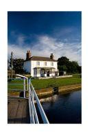 Lock keepers cottage, Heybridge Basin.