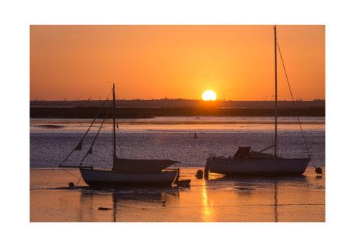 Sunrise, Heybridge Basin
