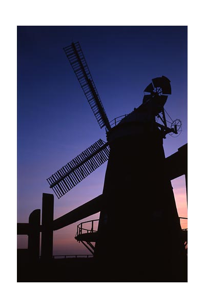 Thaxted windmill.