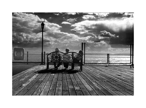 At the end of Southend pier.