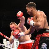 Heavyweight Boxer Anthony Joshua MBE 10