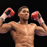 Heavyweight Boxer Anthony Joshua MBE 12
