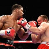 Heavyweight Boxer Anthony Joshua MBE 13