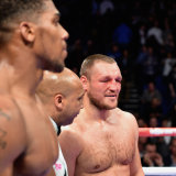 Heavyweight Boxer Anthony Joshua MBE 14