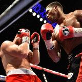 Heavyweight Boxer Anthony Joshua MBE 16