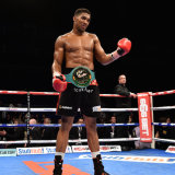 Heavyweight Boxer Anthony Joshua MBE 17