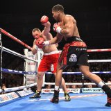 Heavyweight Boxer Anthony Joshua MBE 19