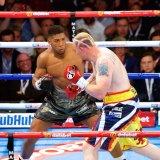 Heavyweight Boxer Anthony Joshua MBE (1)