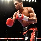 Heavyweight Boxer Anthony Joshua MBE 2